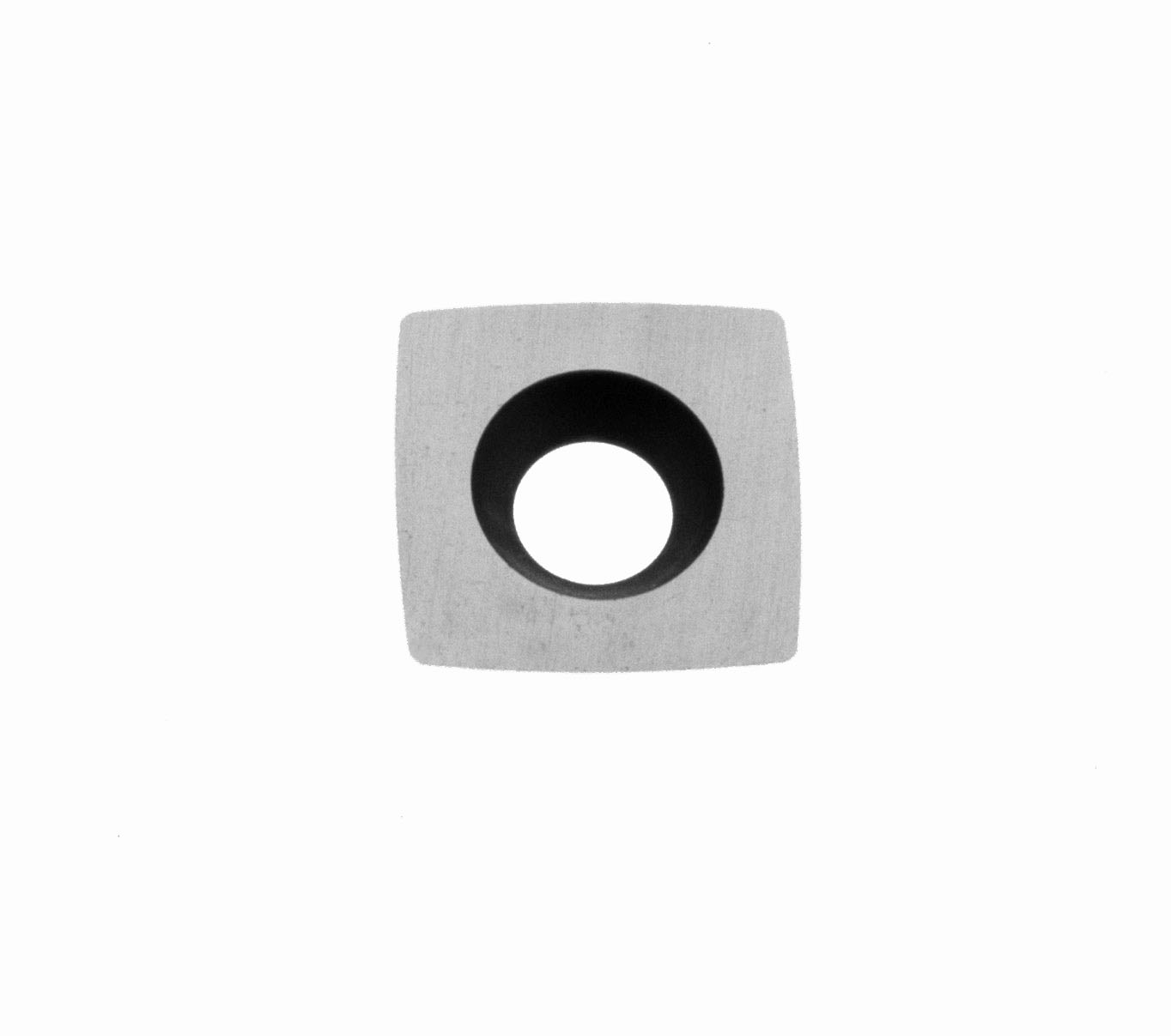 Replacement carbide cutters for mid size simple woodturning tools