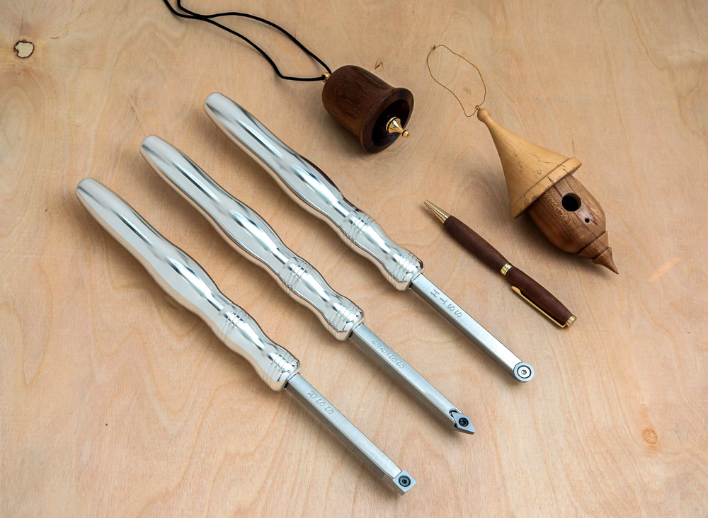 Carbide Woodturning Tools for Wood Lathe Pens
