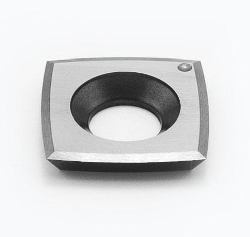 Negative Rake Carbide Replacement Cutters