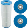 "Cartridge, 50sqft, 3""ot, 3""ob, 7"", 19-5/8"" 3oz, Slvr"
