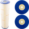 "Cartridge, 100sqft, 3""ot, 3""ob, 7"", 25-1/2""L, 4oz"