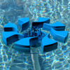 SkimmerMotion, the Automatic Surface Pool Cleaner 8ft Max