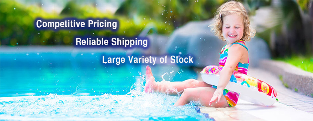 Pool & Spa Parts and Supplies
