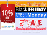 Best Online Thanksgiving & Black Friday Pool Supplies Sales