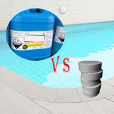 Using Liquid Chlorine Vs. Tablets in Swimming Pool