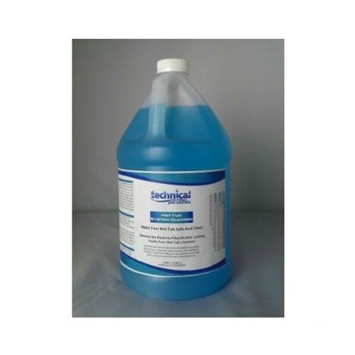 Hot Tub Cleaner System, One Gallon