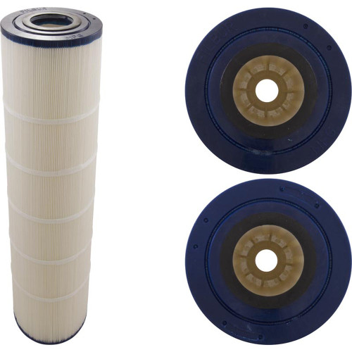 "Cartridge, 115sqft, 3""ot, 3""ob, 7"", 27"", PB"