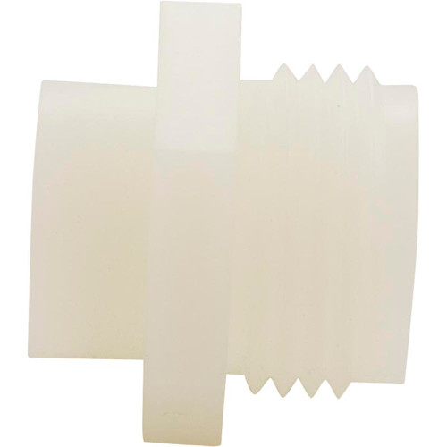"""Adapter, A&M, 3/4"""" Male ght x 1/4"""" fpt, Nylon"""