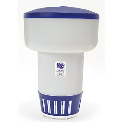 Valterra Blue Devil Elongated Floating Chlorinator, B8072
