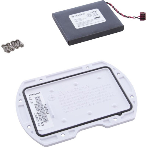 Battery, Pentair, IntelliTouch®, MobileTouch II, w/ Door