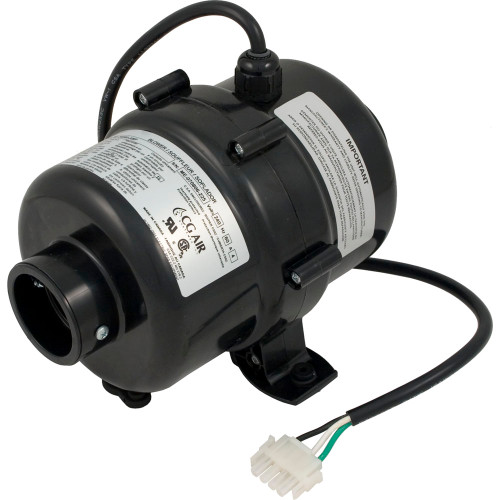 Blower, CG Air Millenium Eco, 230v, 4.0A, 3ft AMP Cord