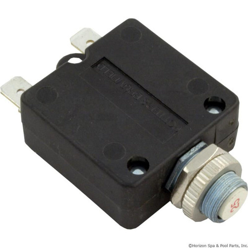 Circuit Breaker, Panel Mount, 25A, 115v