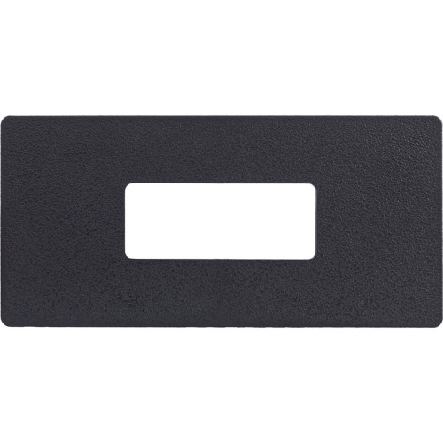 Adapter Plate, Hydro-Quip Silver B Series, Textured