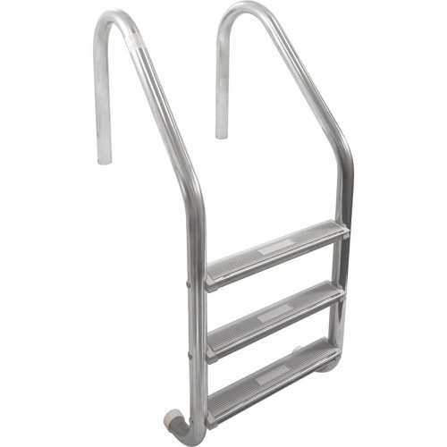 Ladder, Inter-Fab 3 Step Economy, with Sure-Step Tread