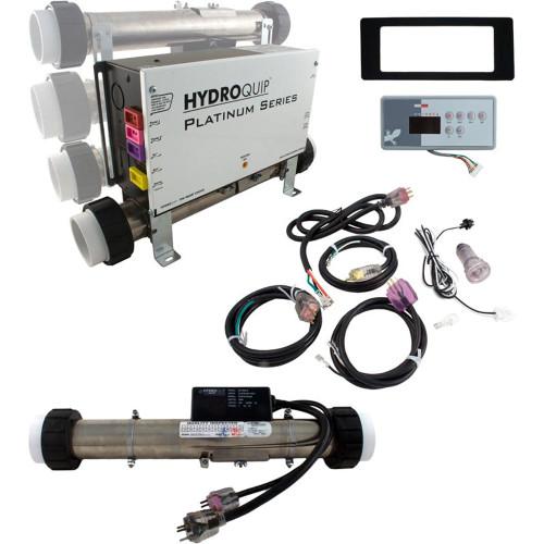 Control, Hydro-Quip PS6503HS30, P1, P2, Bl, Oz, Lt, 5.5kw Eco 3