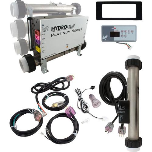 Control, Hydro-Quip PS6503HS60, P1, P2, Bl, Oz, Lt, 5.5kw Eco 3