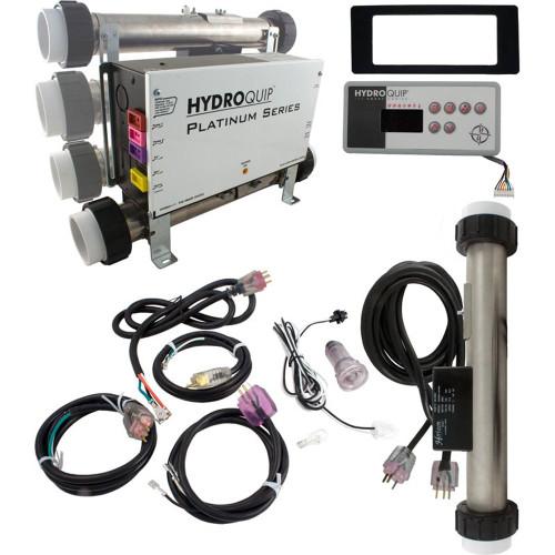 Control, Hydro-Quip PS6503HS60, P1, P2, Bl, Oz, Lt, 4.0kw Eco 3