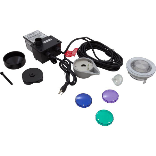Light Kit, Hayward Elite Underwater Halogen, 115v, 50W, UL