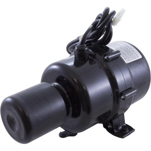 Blower, CG Air Millenium Eco, 230v, 2.8A, 8ft AMP, w/Muffler