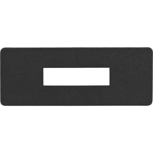 Adapter Plate, Gecko, For In. K200, Black