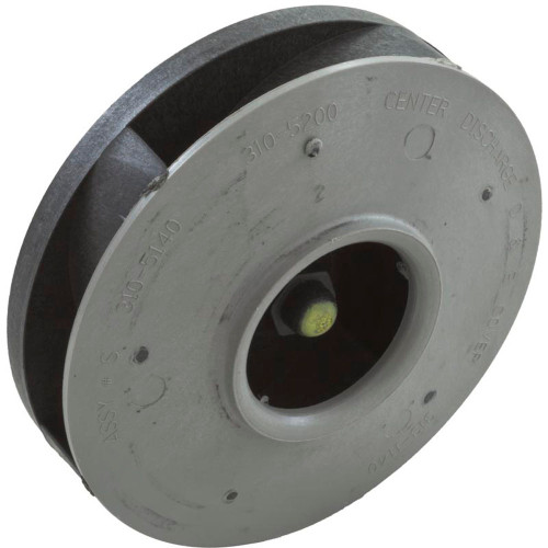 Impeller, Waterway Center Discharge, 1.5 Horsepower