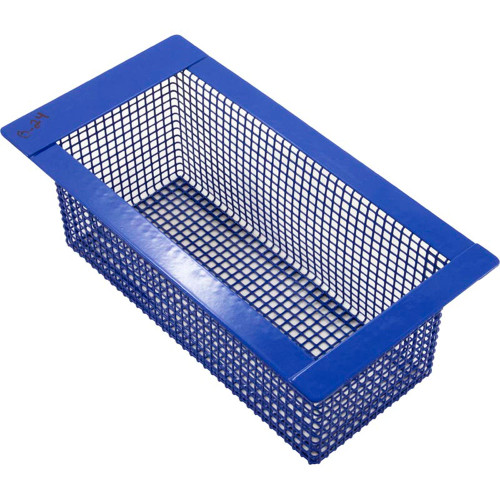 "Basket, Powder Coated, Generic, 5-3/8"" x 10-1/2"""