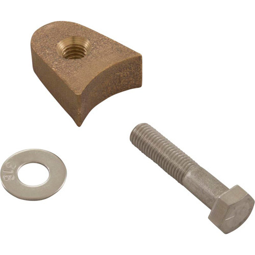 Wedge Assembly, SR Smith, Wedge, Bolt & Anchor