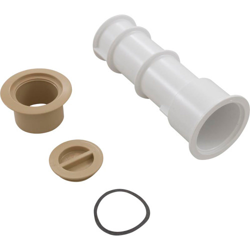 Volleyball Pole Holder Assembly, Waterway, Beige