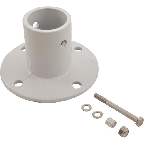 Anchor Flange, Sr Smith, Aluminum, Pool Slide