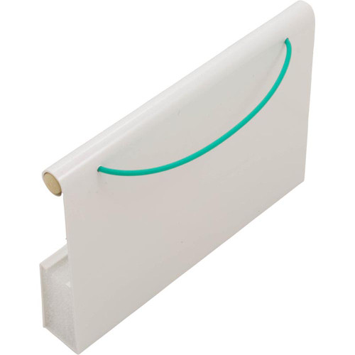 Skimmer Weir Replacement 7-5/8 Inches White
