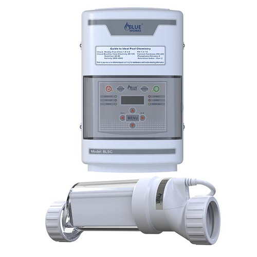 Saltwater Pool Systems for Inground Pools BLSC 60K Gal