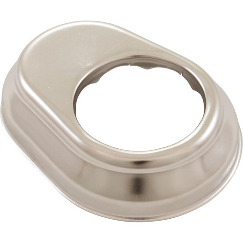 Escutcheon Plate, SR Smith, Stainless Steel, Oblong