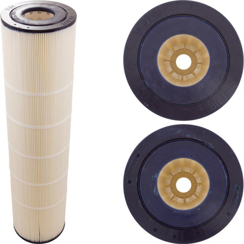 "Cartridge, 75sqft, 3""ot, 3""ob, 7"", 29-3/8"", PB"