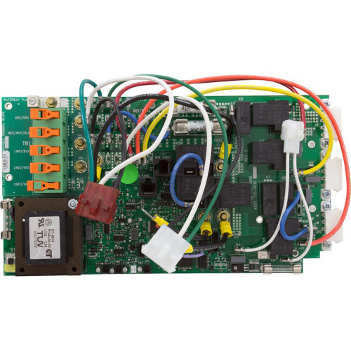 PCB, Waterway NEO 2100, Controller Board Assy, REV D