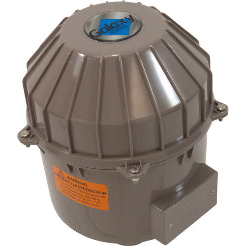 Blower, Air Supply Galaxy V2, 2.0hp, 115v, 9.9A, Hardwire