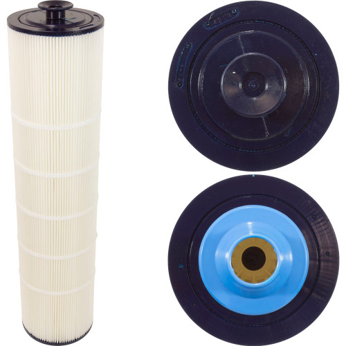 "Cartridge, 75sqft, ht, cone b, 7"", 29-3/8"", PB"