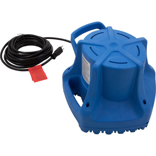 Pump, Submersible, Little Giant, 1700 GPH, 270w, 25' Cord