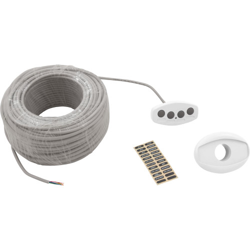 Control Panel, Pentair iS4, 150ft Cable, White