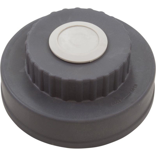 Lid Assembly, Waterco Chlorinator, w/O-Ring