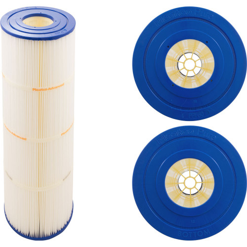 "Cartridge, 60sqft, 2-15/16""ot, 2-15/16""ob, 7"", 19-5/8""L, 4oz"