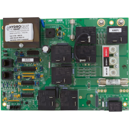 PCB, BWG-HQ, Jacuzzi Whirlpool Value System, R574, R576