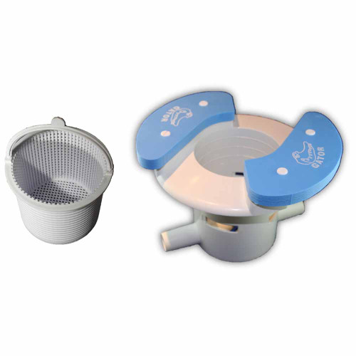 Gator AutoSkim, Automatic Pool Surface Skimmer With Basket