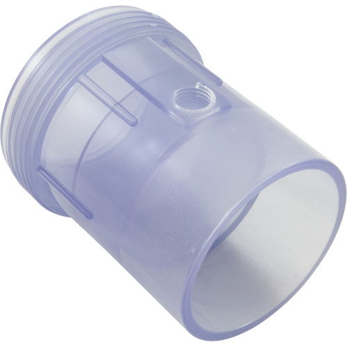 """Tail Piece, Delta UV, 2"""", Clear"""