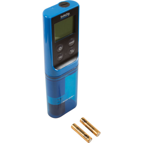 Digital Test Meter, Solaxx SafeDip, 6 in 1