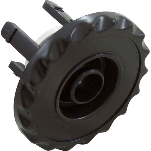 Gunite Adj M/J Eyeball Assembly - Black