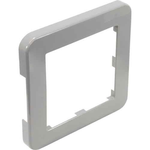Front Access Skimmer Trim Plate, Gray