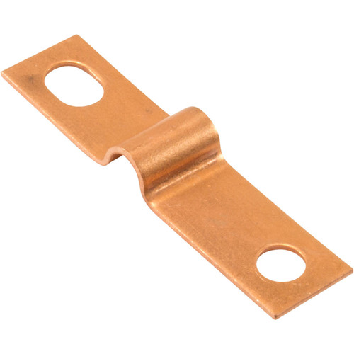 Copper Jumper Strap, Heater To Board