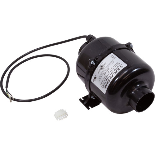 Blower, Air Supply Comet 2000, 1.5hp, 115v, 7.4A, 4ft AMP