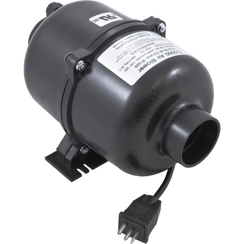 Blower, Air Supply Comet 2000, 2.0hp, 115v, 10.0A, Mini Molded