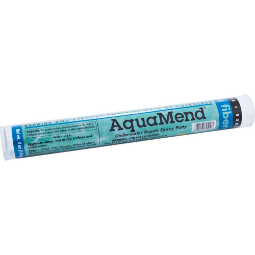 Underwater Epoxy Putty, AquaMend, 4oz Stick